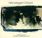 Jonny Greenwood - Norwegian Wood soundtrack CD cover