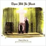 Jonny Greenwood - There Will Be Blood soundtrack CD cover