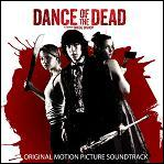 Kristopher Carter - Dance of the Dead soundtrack CD cover