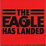 Lalo Schifrin - The Eagle Has Landed soundtrack CD cover