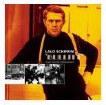 Lalo Shifrin - Bullitt soundtrack CD cover