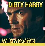 Lalo-Shifrin - Dirty Harry soundtrack CD cover