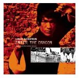 Lalo-Shifrin - Enter the Dragon soundtrack CD cover