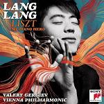 Lang Lang - Liszt: My Piano Hero album CD cover