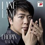 Lang Lang: The Chopin Album - double-album CD cover