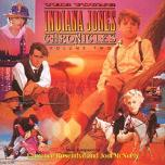Laurence Rosenthal & Joel McNeely - The Young Indiana Jones Chronicles Volume 2 soundtrack CD cover