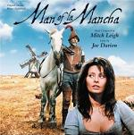 Laurence Rosenthal - Man of La Mancha soundtrack CD cover