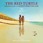Laurent Perez del Mar: The Red Turle - film score album cover
