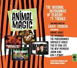 Animal Magic: The Very Best of Laurie Johnson double-album cover