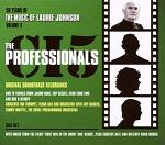 The Music of Laurie Johnson Vol 2 - The Professionals CD pack cover