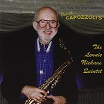 Lennie Niehaus Quintet: Live at Capazzoli's - album cover