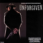 Lennie Niehaus: Unforgiven - film score album cover