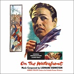 Leonard Bernstein: On The Waterfront - film score cover, Intrada Records