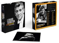 Leonard Bernstein: The Symphony Edition 60-CD pack cover