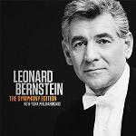 Leonard Bernstein - The Symphony Edition 60-CD pack cover