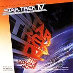 Leonard Rosenman - Star Trek IV: The Voyage Home soundtrack CD cover