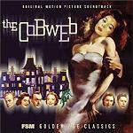 Leonard Rosenman - The Cobweb & Edge of the City soundtracks CD cover