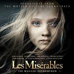 Les Misérables - film musical CD cover