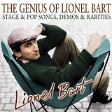 The Genius of Lionel Bart - CD cover