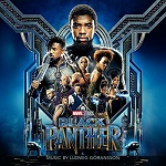 Ludwig Göransson: Black Panther - film score album cover