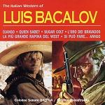The Italian Western of Luis Bacalov - soundtrack CD cover