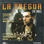 Luis Bacalov: The Truce - soundtrack CD cover