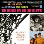 Malcolm Arnold: Bridge on the River Kwai - soundtrack CD cover