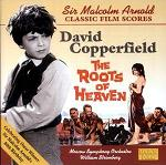 Malcolm Arnold: Classic Film Scores (David Copperfield / The Roots of Heaven) - CD cover