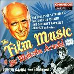 Malcolm Arnold Film Music Volume 2 - soundtrack CD cover