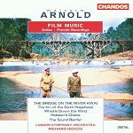 Malcolm Arnold: Film Music - soundtrack CD cover