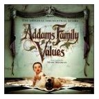 Marc Shaiman - Addams Family Values soundtrack CD cover