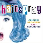 Marc Shaiman - Hairspray soundtrack CD cover