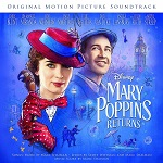 Marc Shaiman: Mary Poppins Returns - film score album cover