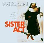 Marc Shaiman - Sister Act soundtrack CD cover