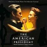 Marc Shaiman - The American President soundtrack CD cover
