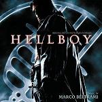 Marco Beltrami - Hellboy soundtrack CD cover