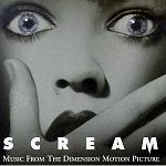 Marco Beltrami - Scream soundtrack CD cover