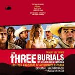Marco Beltrami - The Three Burials of Melquiades Estrada soundtrack CD cover