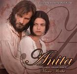 Marco Werba: Anita - soundtrack CD cover