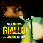 Marco Werba - Giallo soundtrack CD cover
