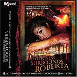 The Horror Film World of Marco Werba - soundtrack CD cover