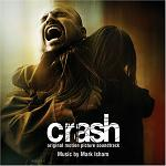 Mark Isham - Crash soundtrack CD cover