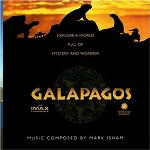 Mark Isham - Galapagos soundtrack CD cover
