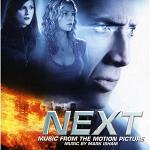 Mark Isham - Next soundtrack CD cover