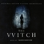 Mark Korven: The Witch - film score album cover