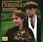 Mark McKenzie: Durango - soundtrack album cover
