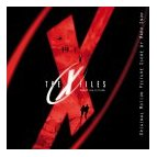 Mark Snow - The X-Files Movie soundtrack CD cover