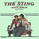 Marvin Hamlisch and Scott Joplin - The Sting soundtrack CD cover