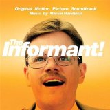 Marvin Hamlisch - The Informant! soundtrack CD cover