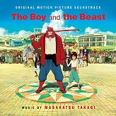 Masakatsu Takagi: The Boy and the Beast - film score CD album